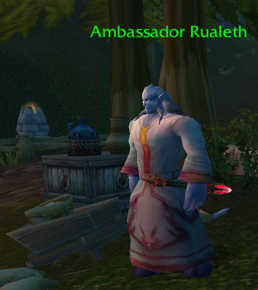 Ambassador Rualeth