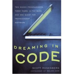 Dreaming in Code book cover