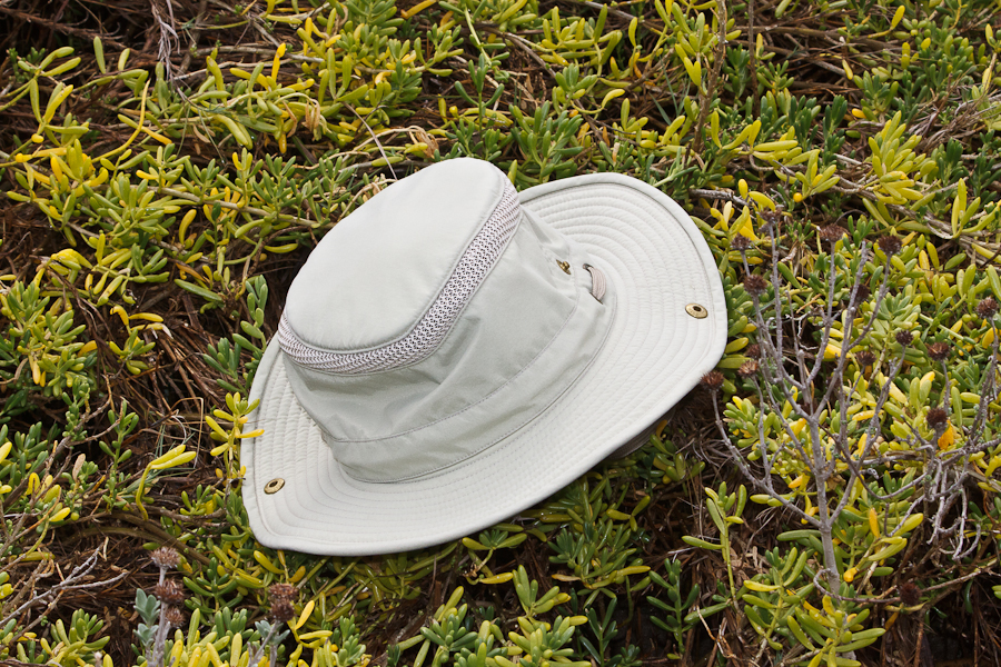 Tilley Hat in swamp