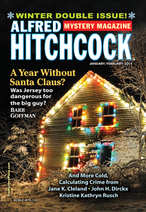 Alfred Hitchcock Mystery Magazine January/February 2015