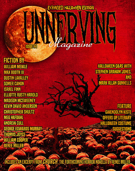 Unnerving Magazine Issue #4